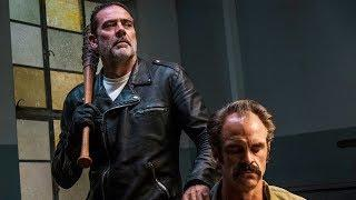 Negan Returns In The Walking Dead Episode 815 Trailer