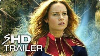 CAPTAIN MARVEL (2019) Avengers 4 Teaser Trailer #1 - Brie Larson Marvel Movie Concept