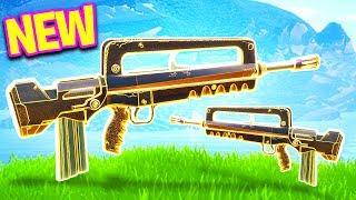 NEW BURST ASSAULT RIFLE GAMEPLAY! - Fortnite Funny Fails & WTF Moments #160 (Fortnite Funny Fails)