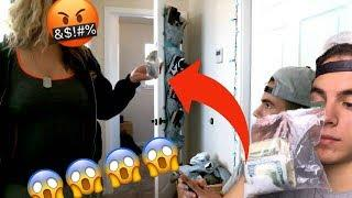DRUG DEALER PRANK ON MY MOM!!!!