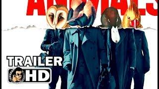 AMERICAN ANIMALS Official Trailer (2018) Evan Peters Crime Thriller Movie HD