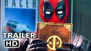ONCE UPON A DEADPOOL Official Trailer (2018) Christmas Superhero Movie HD