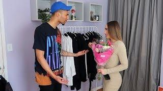 ANOTHER GUY SENT ME FLOWERS PRANK ON BOYFRIEND!!