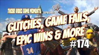 Glitches, Game Fails, Epic & Funny Gaming Moments (Fortnite, Far Cry 5, MLB 18 & more!) #174 ????