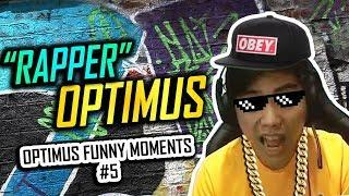 """""""RAPPER"""" OPTIMUS? 
