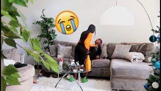 """MY EX USE TO DO THAT"" PRANK ON GIRLFRIEND (SHE CRIED)"
