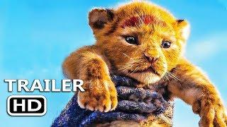 THE LION KING Official Trailer (2019) Disney Movie