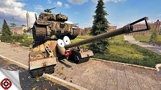 World of Tanks - Funny Moments   WINS vs FAILS! (WoT fails, March 2019)
