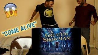 Come Alive (from The Greatest Showman Soundtrack) [Official Audio] (REACTION)