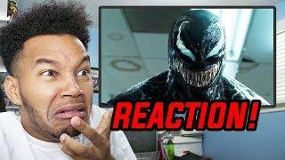 Venom Official Trailer 2 REACTION!