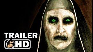 THE NUN Official Trailer #1 (2018) The Conjuring James Wan Horror Spin-Off Movie HD