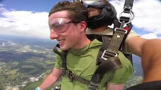 Tandem Skydive| Cole from Chattanooga TN