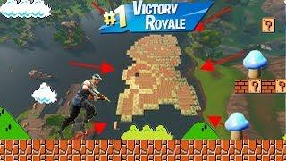 "PLAY ""SUPER MARIO"" in FORTNITE 