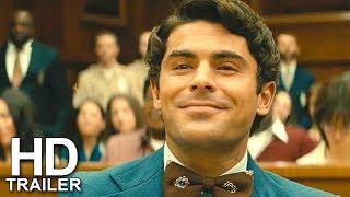 Extremely Wicked, Shockingly Evil, and Vile Trailer #2 (2019) Zac Efron Movie HD