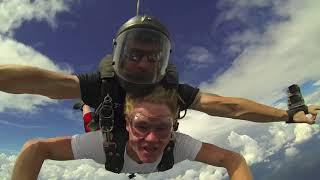 Tandem Skydive | Luke from Franklin, TN
