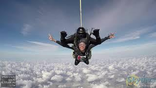 Angel's extreme adventure at Skydive Miami (02-02-2019)