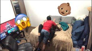 LETS HAVE A BABY PRANK ON GIRLFRIEND!!!
