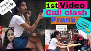 Epic - Call Clash Prank on Cute Girls  part -3 - Prank In India Gone Wrong (very Funny)  rohit koli