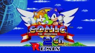 Sonic 2 CD Remix MP3 Chemical Plant Present (Unofficial Soundtrack)