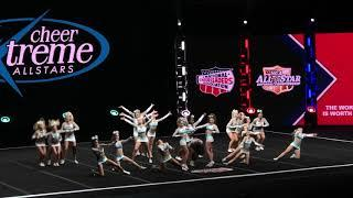 Cheer Extreme ???? SSX ???? KILLED IT NCA DAY 2