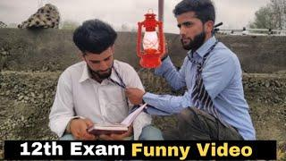 12th Exam At Night - Funny Video