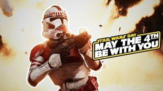 Star Wars Battlefront 2 - Funny Moments MAY THE 4TH SPECIAL!