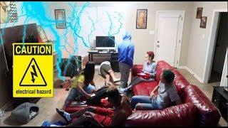GETTING ELECTROCUTED PRANK ON FUNNY MIKE and RUNIK ***MUST WATCH***