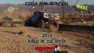 Josh Bradfield #2014 at the 2018 SNORE /  MORE Rage at the River  Class 2000  Desert Off Road Race