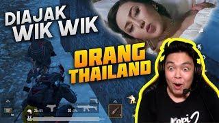 Prank Cewek Thailand Berujung WIK WIK - PUBG MOBILE INDONESIA