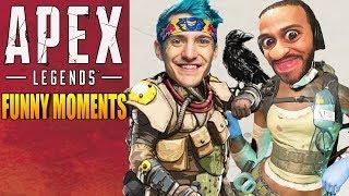 Apex Legends Funny Moments & Epic Fails! #6