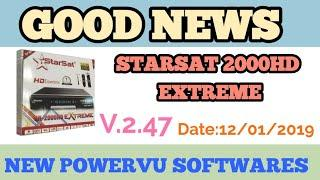 How To Starsat 2000HD Extreme On PTV sports on xtreme Iptv