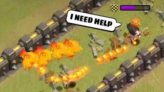 COC Funny Moments, Glitches, Trolls Compilation | Clash of Clans Montage #36