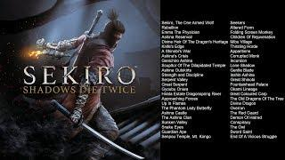 Sekiro: Shadows Die Twice (Original Soundtrack) | Full Album