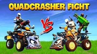 *Crazy* Quadcrasher Fight 1vs1..! | Fortnite Twitch Funny Moments #216