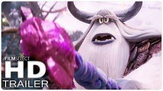 PIE PEQUEÑO Trailer 3 Español Latino (2018)