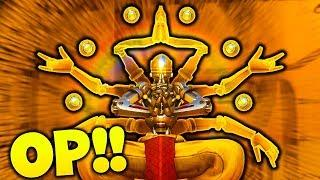 This Proves Zenyatta Has The Most OP Ultimate!! - Overwatch Funny Moments Best Plays 61
