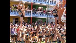 Cheer Extreme Sr Elite Show Off Worlds Saturday ~ INSIDE LOOK!