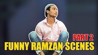 Funny Ramzan Scenes Part - 2 | Hyderabadi Comedy | Warangal Diaries