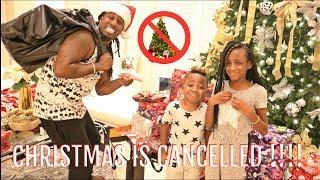 Christmas Is Cancelled Prank On Our Kids