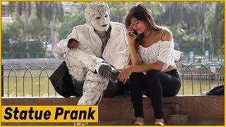Epic Statue Prank - Ft. SA Wardega   The HunGama Films
