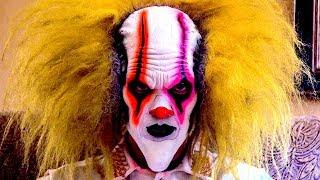 KILLER CLOWNS scare Pranks in USA Compilation!