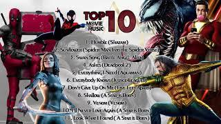 Best Of Soundtracks Movie 2019 (Theme Song - Vocal Song) Top 10 Movie Trailer Songs 2019