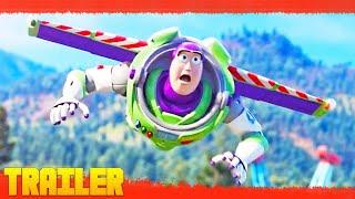 Toy Story 4 (2019) Disney Nuevo Tráiler Oficial #4 Español