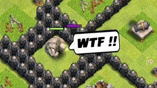 Clash of Clans Funny Moments Trolls Compilation #38 | COC Montage