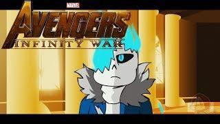Avengers: Infinity War Trailer (Undertale Parody)