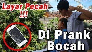 GILAA!!! PRANK ADIK LEMPAR HP IPHONE SAMPE LAYAR PECAH ? | Prank Bales Dendam Oming