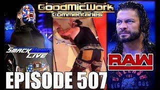 Roman vs Lashley at Extreme Rules | Brock Lesnar's Status | Dr. Shelby Returns | RIP Matt Cappotelli