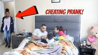 CHEATING ON MY GIRLFRIEND PRANK WITH CARMEN!!!! FROM CARMEN AND COREY