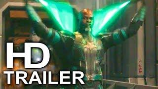 CAPTAIN MARVEL Doctor Minerva & Ronan Fight Scene Trailer NEW (2019) Superhero Movie HD