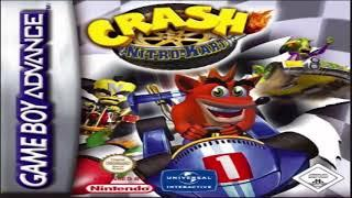 crash nitro kart n gage